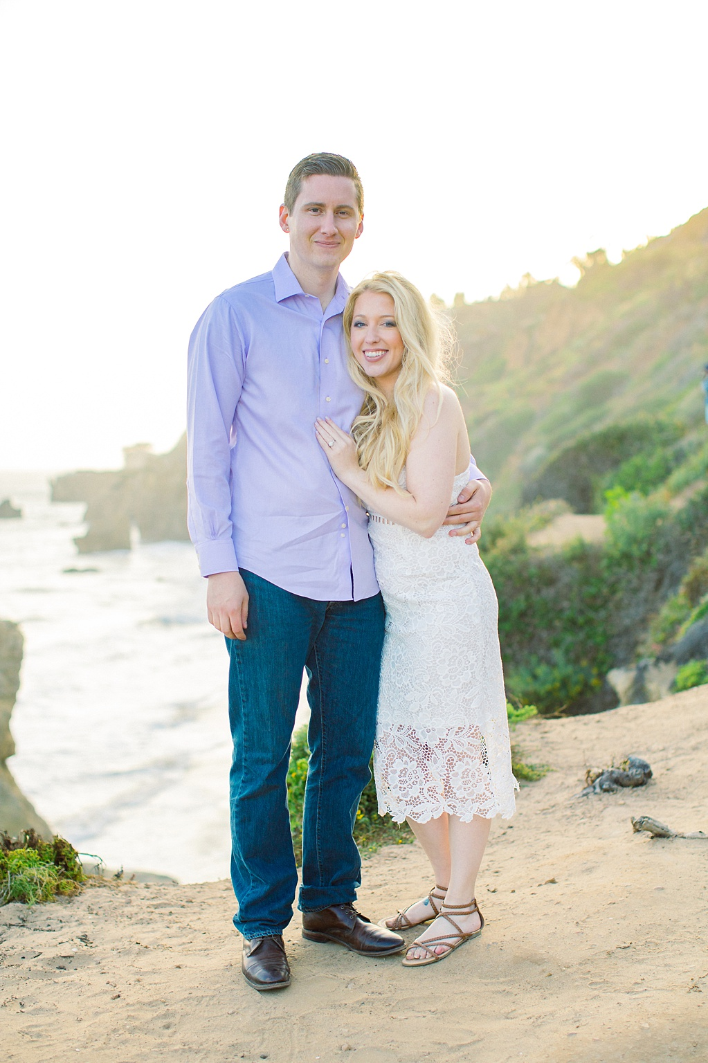 Malibu Engagement Session at El Matador State Beach by Madison Ellis Photography (10)