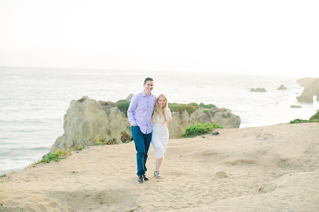 Malibu Engagement Session at El Matador State Beach by Madison Ellis Photography (9)
