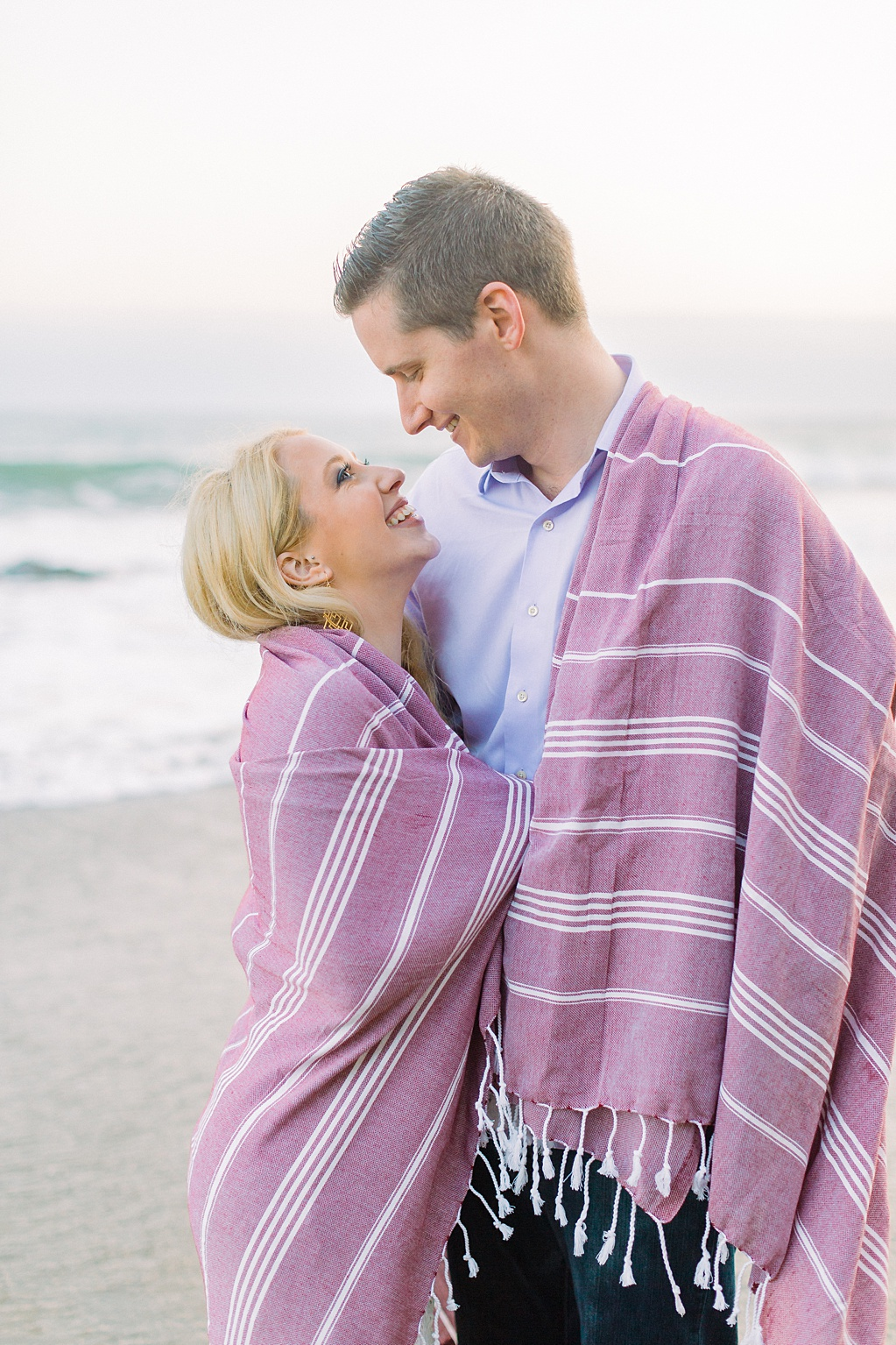 Malibu Engagement Session at El Matador State Beach by Madison Ellis Photography (1)