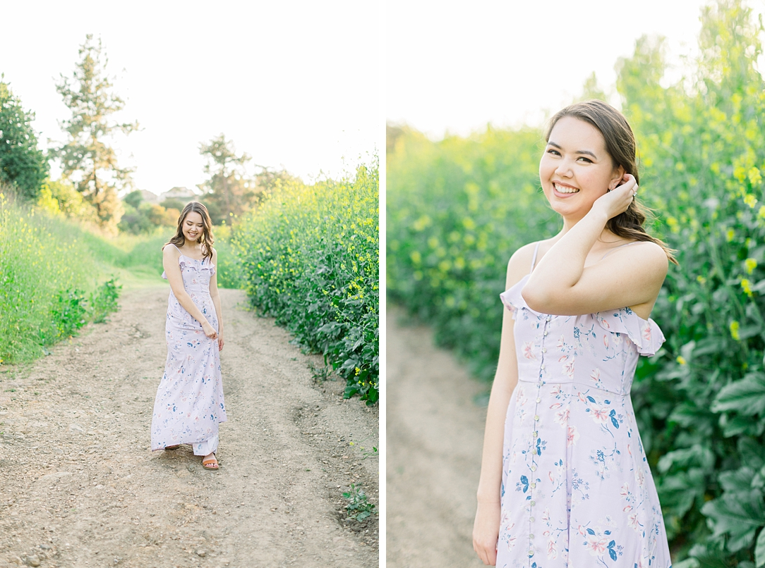 Spring wildflowers engagement session at Bonelli Park by Madison Ellis Photography (26)