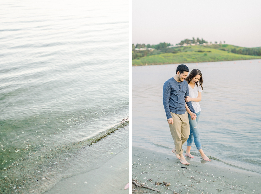 Spring wildflowers engagement session at Bonelli Park by Madison Ellis Photography (17)