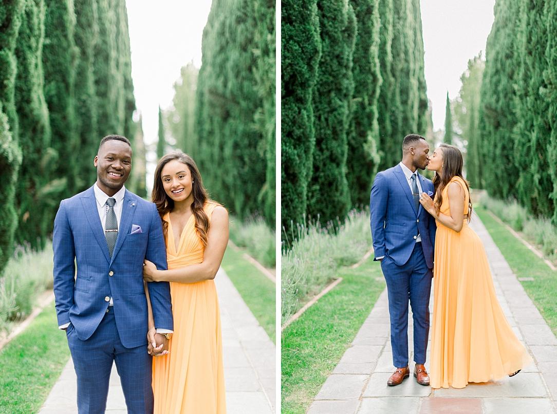 Glamourous European engagement photos at Greystone Mansion by Madison Ellis Photography (26)