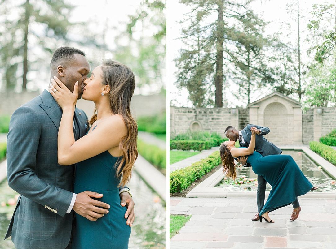 Glamourous European engagement photos at Greystone Mansion by Madison Ellis Photography (18)