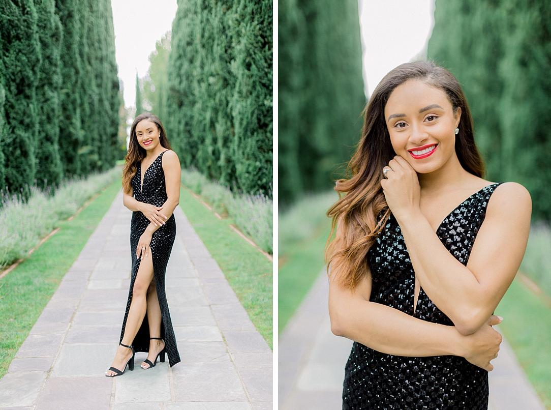 Glamourous European engagement photos at Greystone Mansion by Madison Ellis Photography (15)