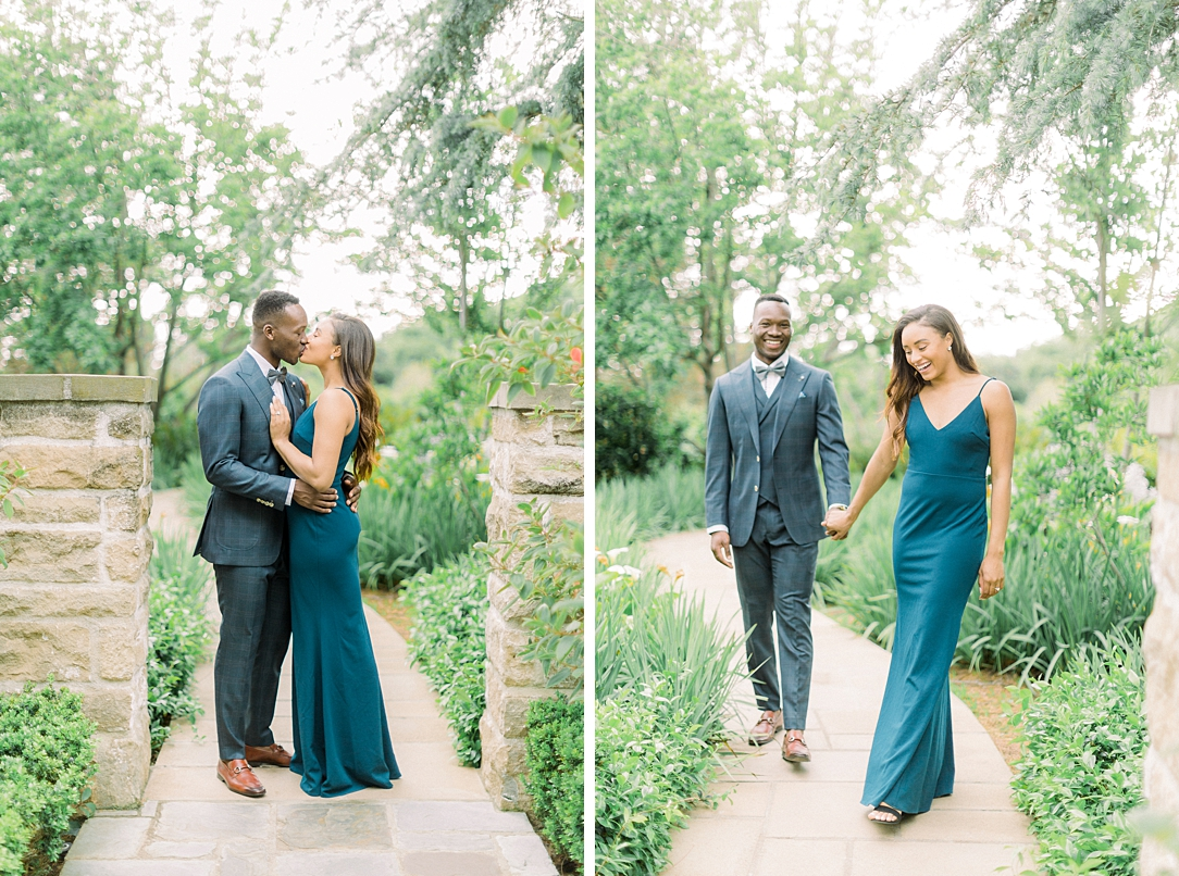 Glamourous European engagement photos at Greystone Mansion by Madison Ellis Photography (12)