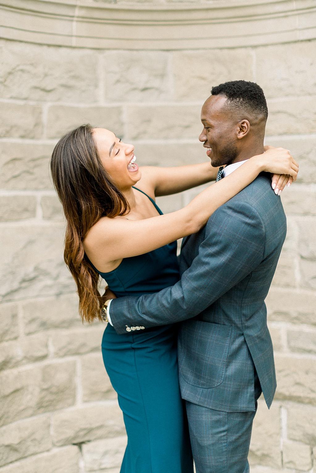 Glamourous European engagement photos at Greystone Mansion by Madison Ellis Photography (10)