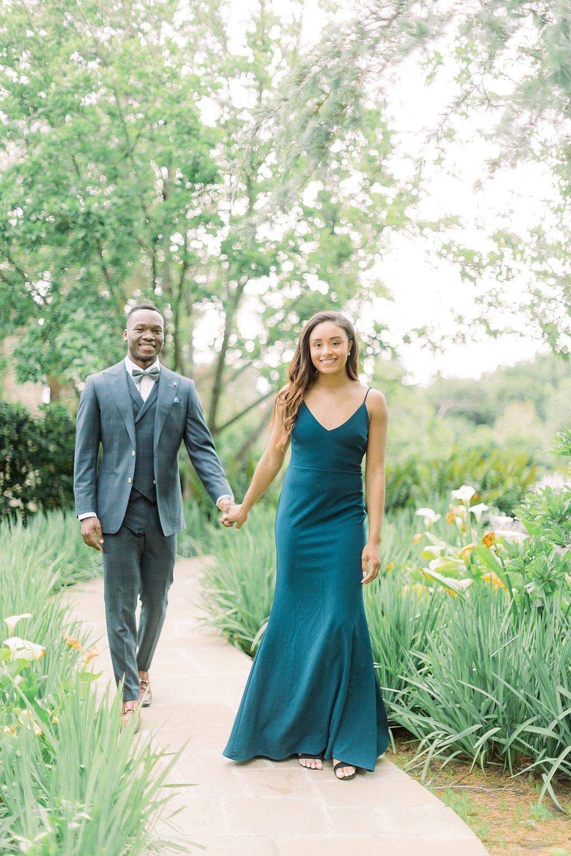 Glamourous European engagement photos at Greystone Mansion by Madison Ellis Photography (9)
