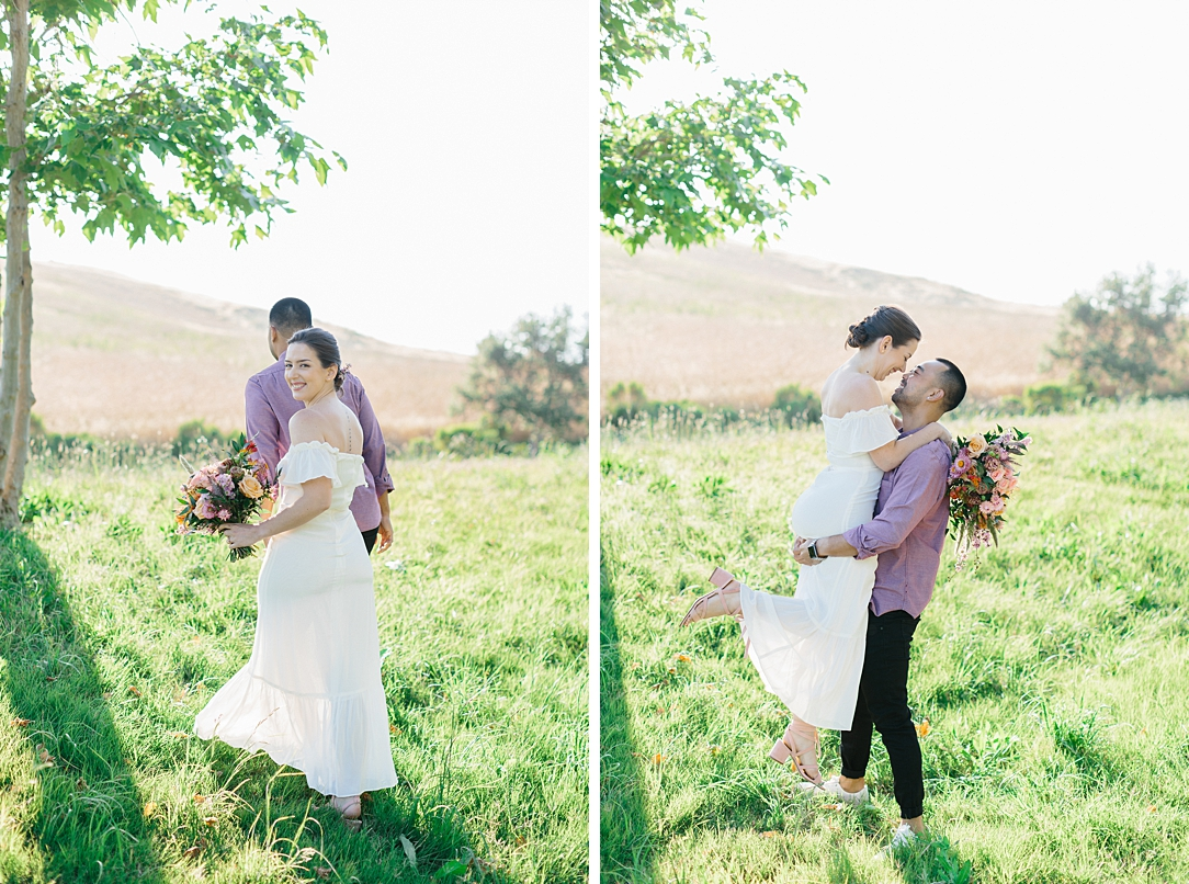 Rustic boho engagement session in Irvine California by Madison Ellis Photography (33)