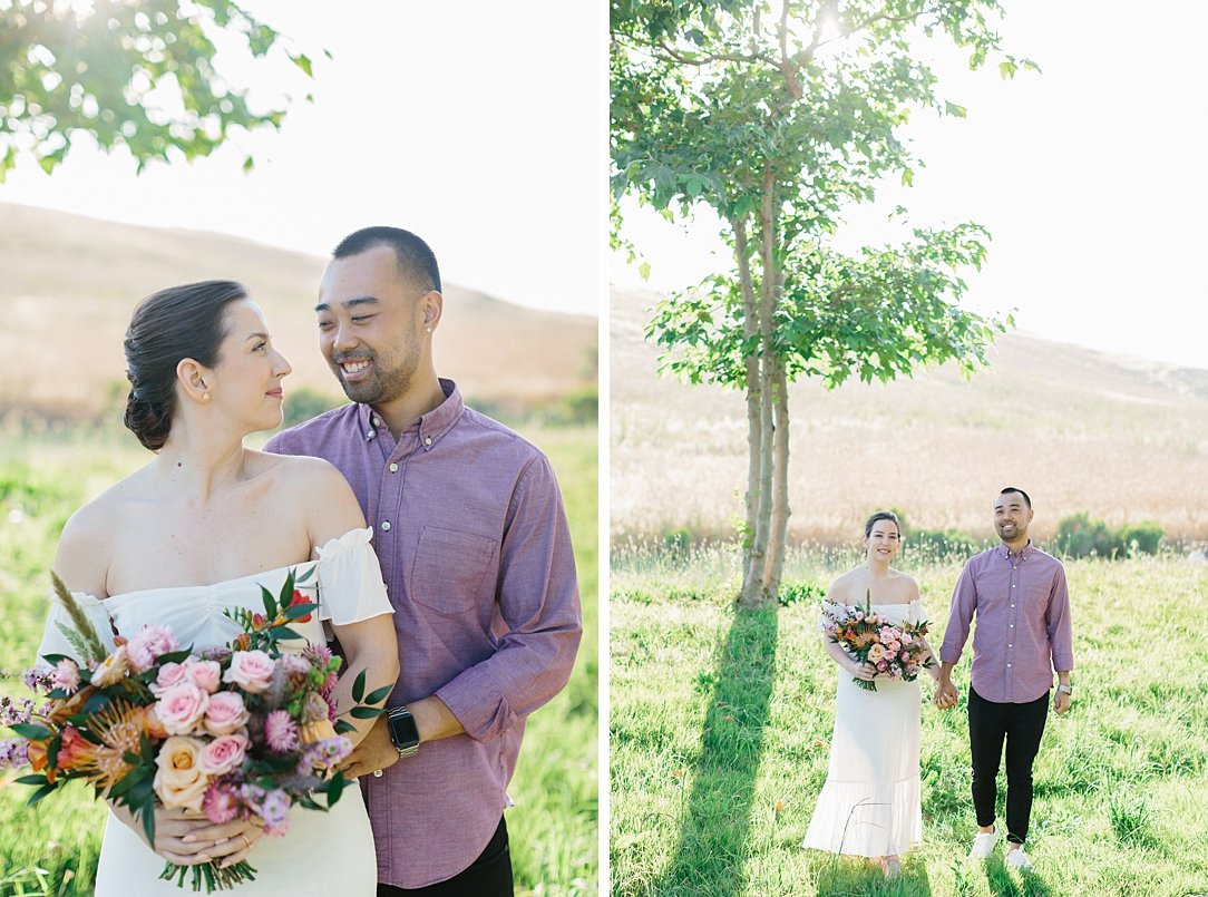 Rustic boho engagement session in Irvine California by Madison Ellis Photography (32)