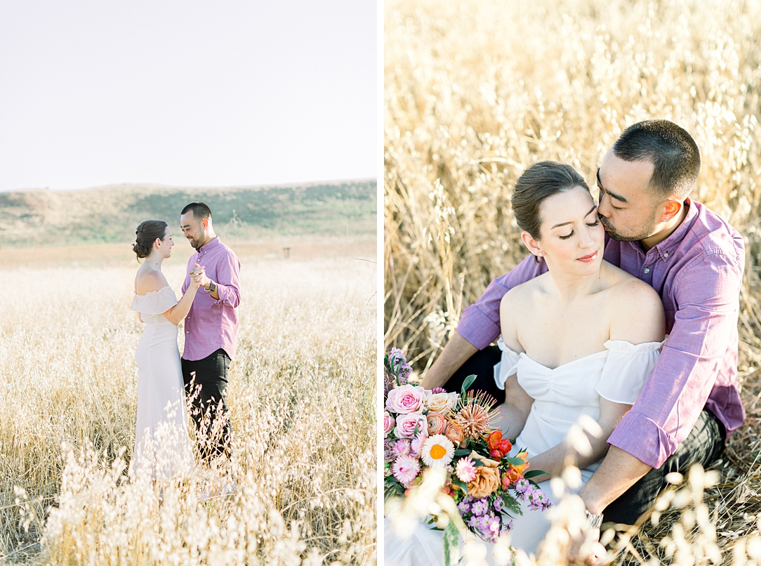 Rustic boho engagement session in Irvine California by Madison Ellis Photography (30)