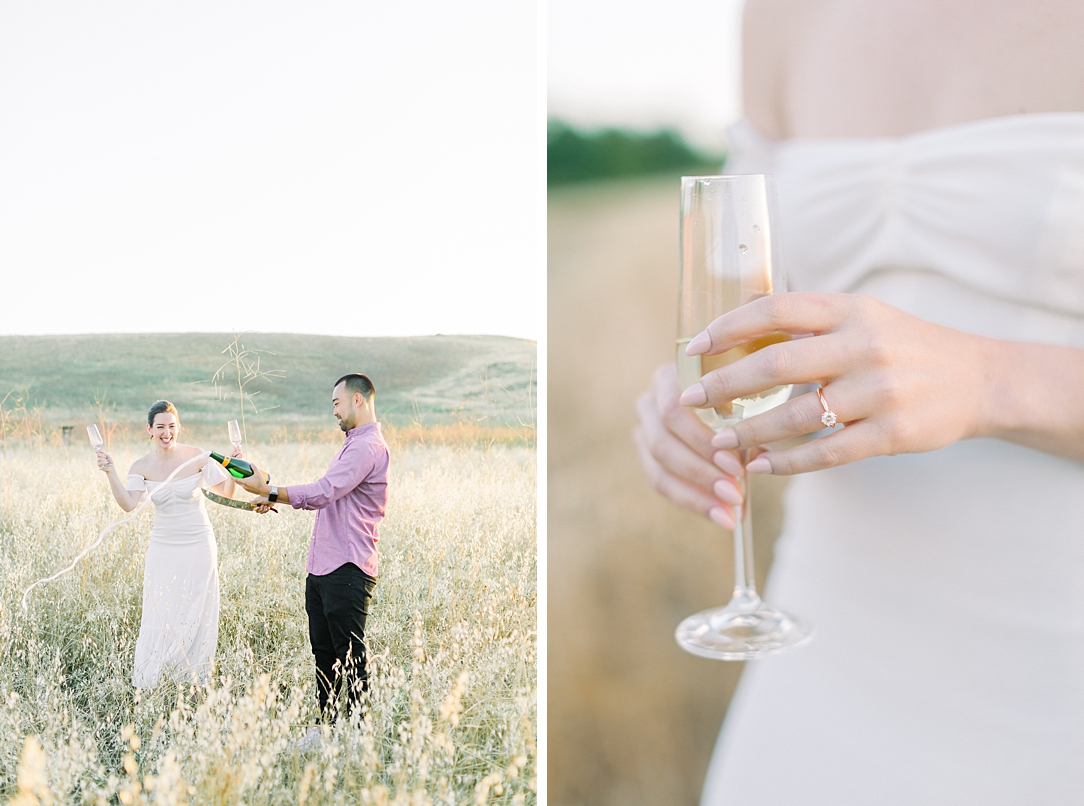 Rustic boho engagement session in Irvine California by Madison Ellis Photography (25)