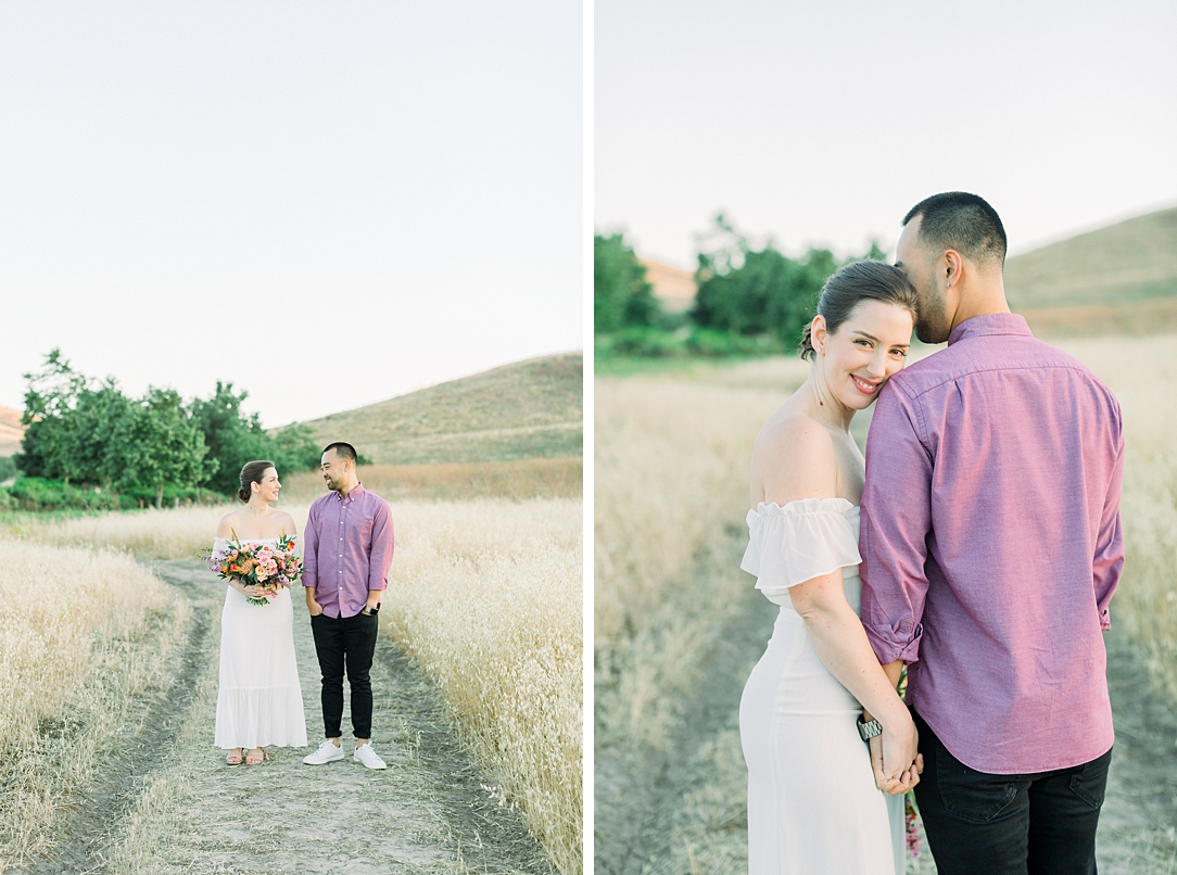 Rustic boho engagement session in Irvine California by Madison Ellis Photography (24)