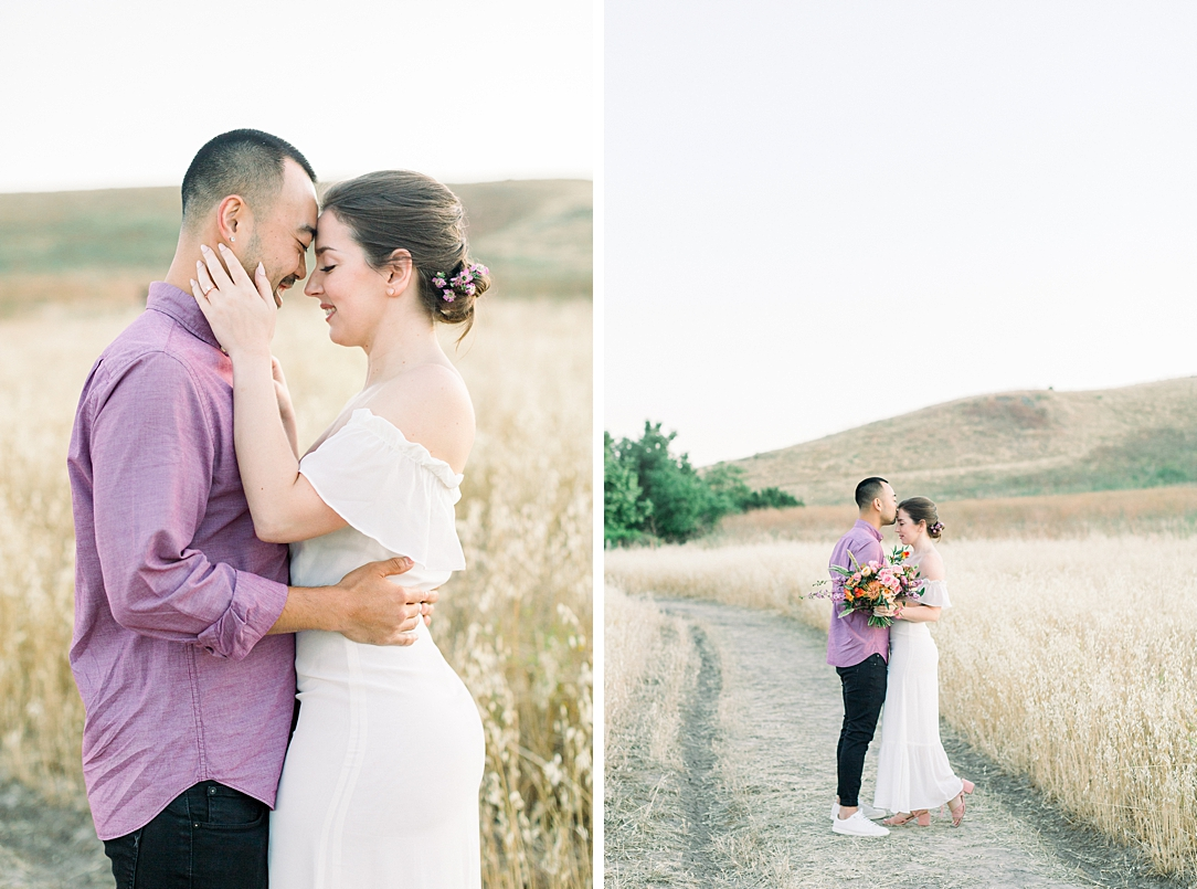 Rustic boho engagement session in Irvine California by Madison Ellis Photography (22)