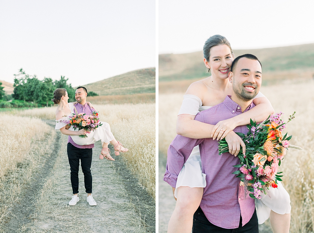 Rustic boho engagement session in Irvine California by Madison Ellis Photography (19)