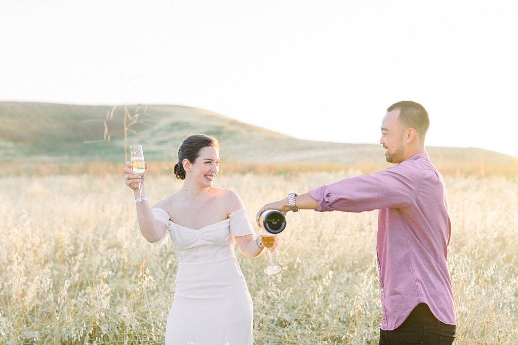 Rustic boho engagement session in Irvine California by Madison Ellis Photography (14)