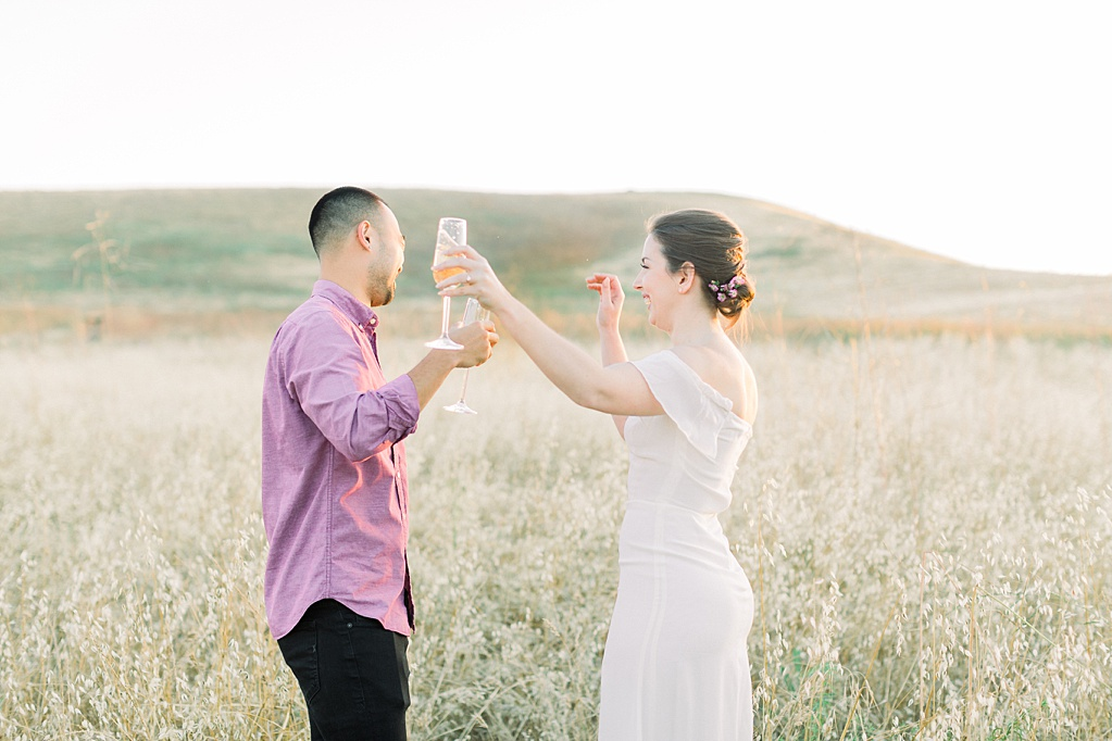 Rustic boho engagement session in Irvine California by Madison Ellis Photography (13)