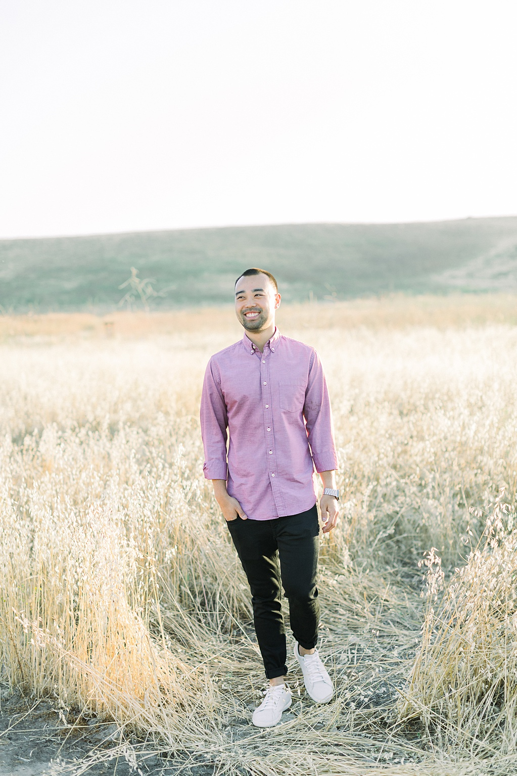 Rustic boho engagement session in Irvine California by Madison Ellis Photography (11)