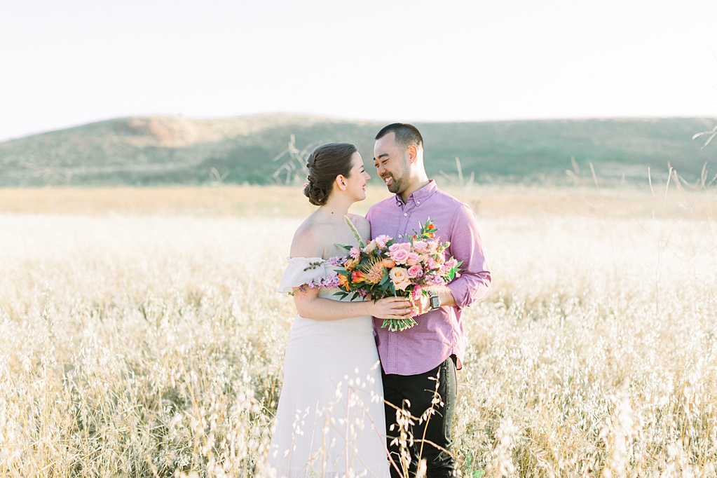 Rustic boho engagement session in Irvine California by Madison Ellis Photography (7)