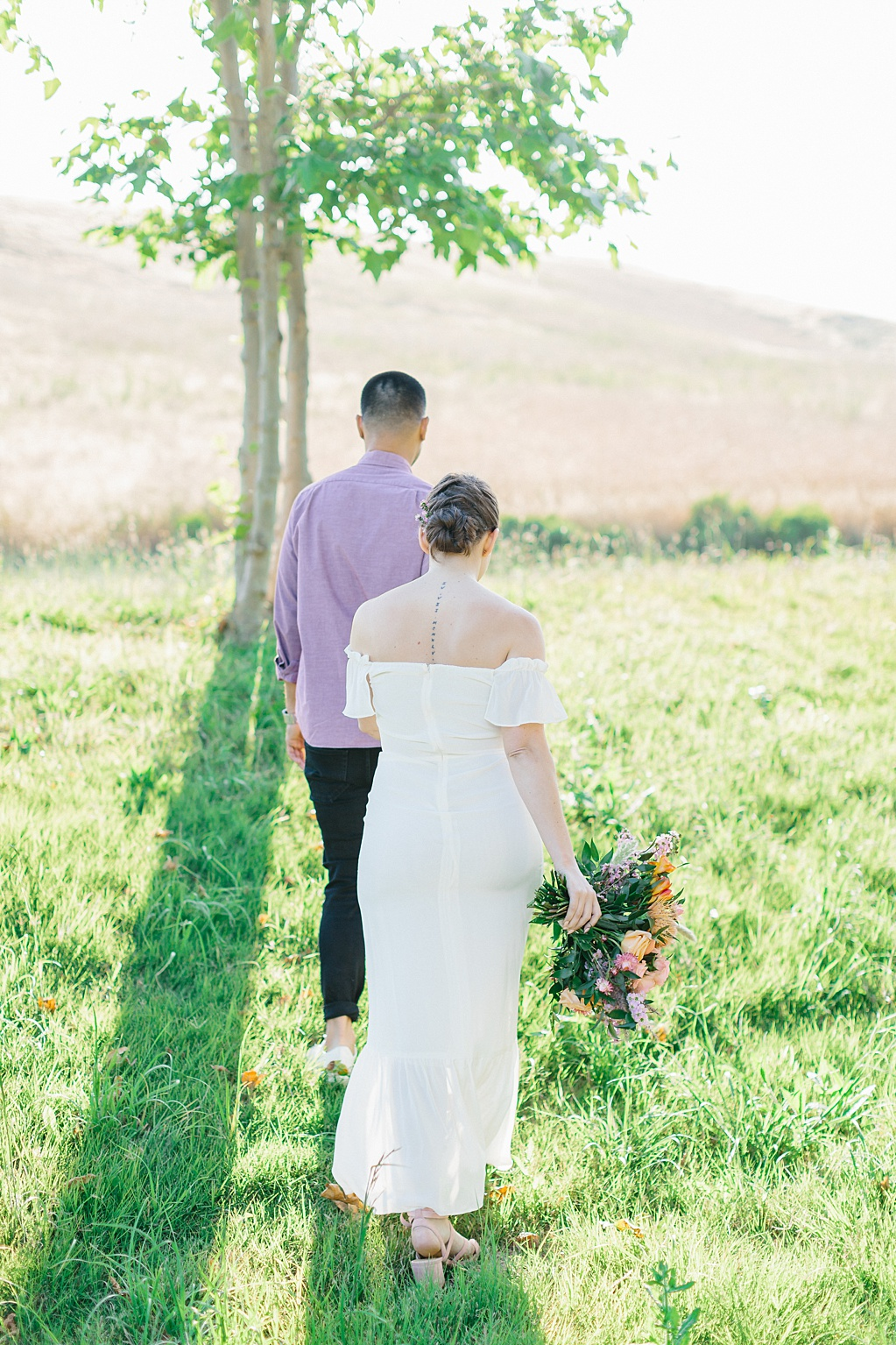 Rustic boho engagement session in Irvine California by Madison Ellis Photography (3)