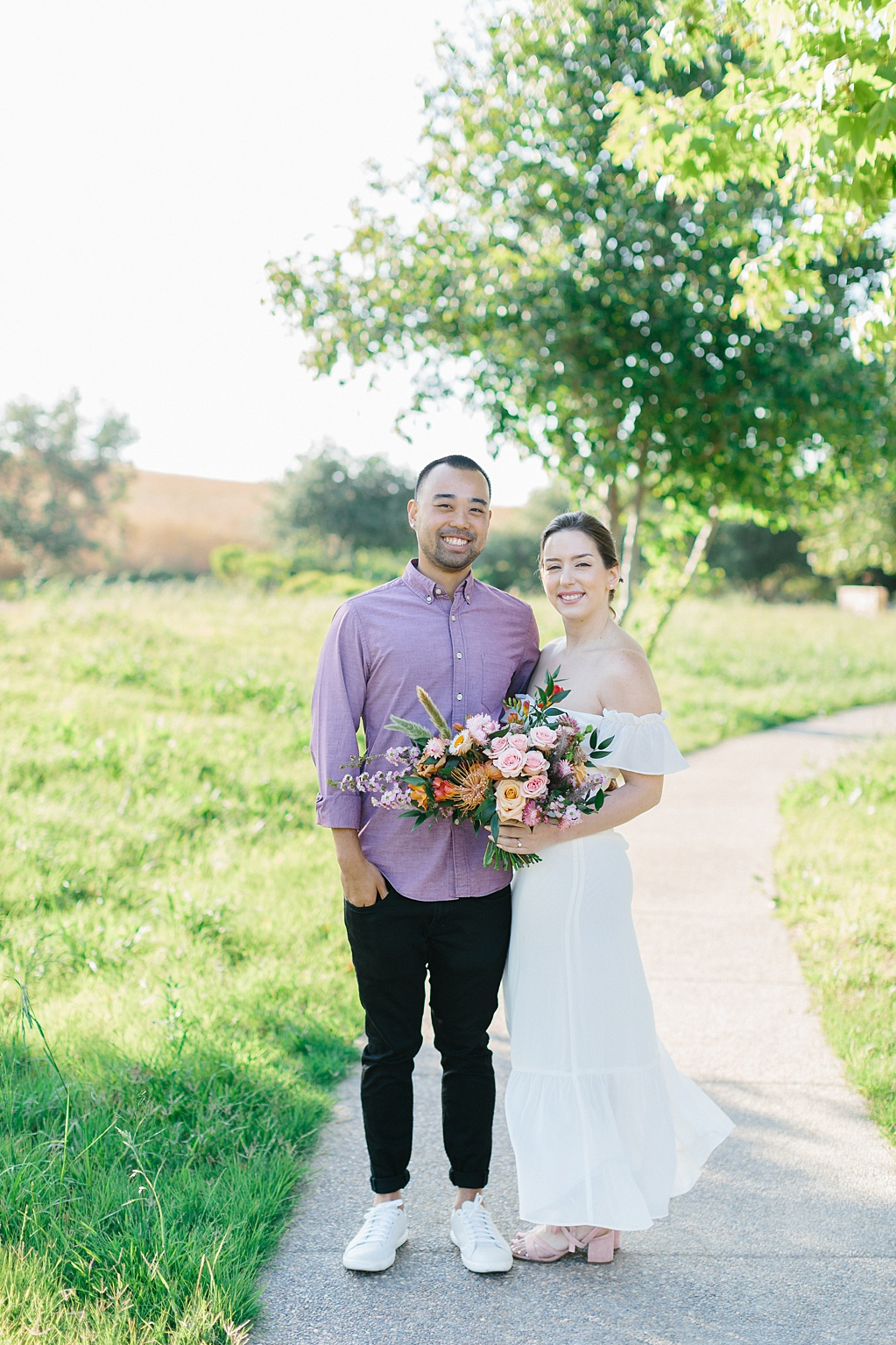 Rustic boho engagement session in Irvine California by Madison Ellis Photography (2)