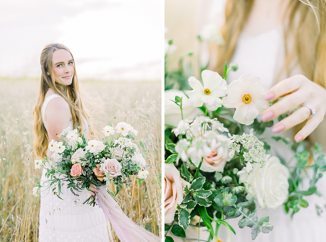 Wildflower inspired spring shoot by Madison Ellis Photography and Olive and Blooms (11)