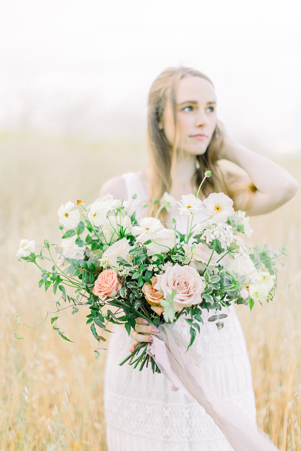 Wildflower inspired spring shoot by Madison Ellis Photography and Olive and Blooms (3)