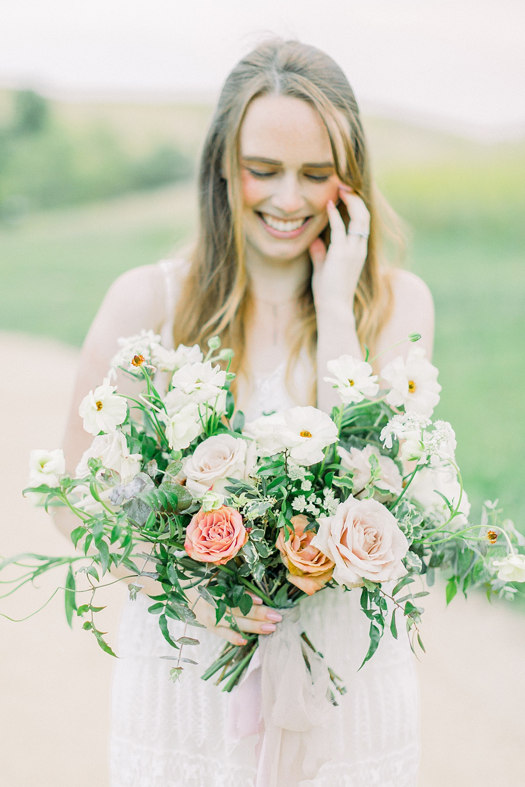 Wildflower inspired spring shoot by Madison Ellis Photography and Olive and Blooms (1)