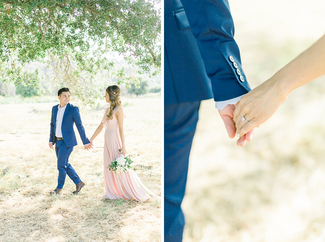 Film inspired engagement session at San Juan Capistrano Mission by Madison Ellis Photography (23)