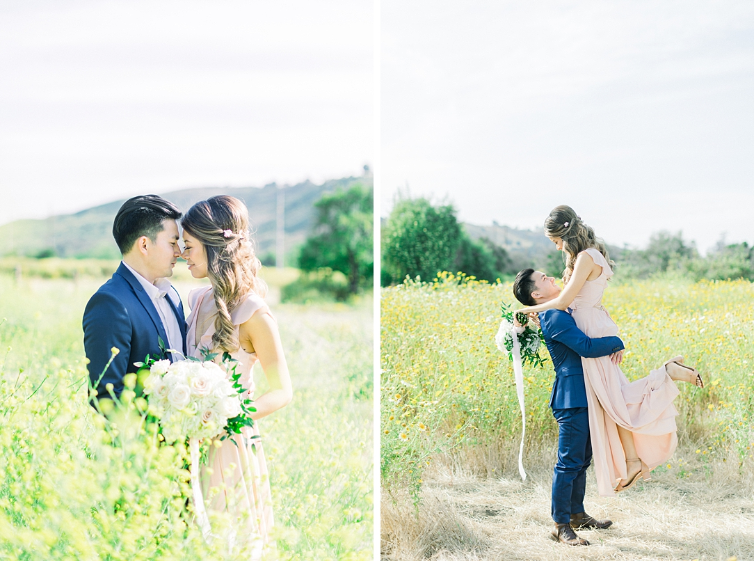 Film inspired engagement session at San Juan Capistrano Mission by Madison Ellis Photography (21)