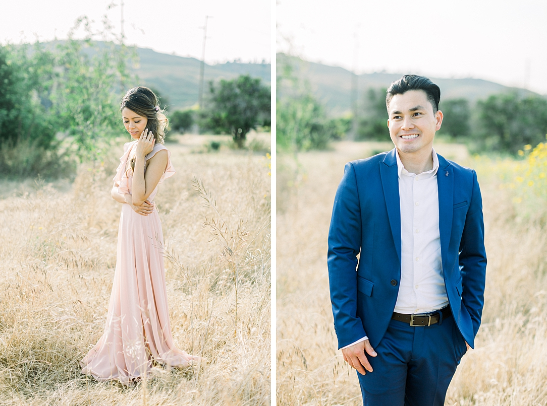 Film inspired engagement session at San Juan Capistrano Mission by Madison Ellis Photography (18)