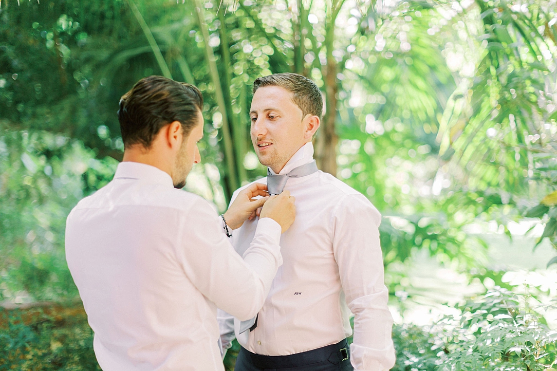 An Organic Floral Inspired Summer Wedding in the gardens of Hartley Botanica Somis by Wedding Photographer Madison Ellis (106)