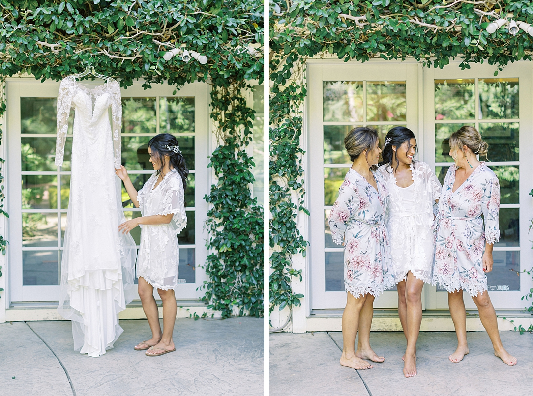An Organic Floral Inspired Summer Wedding in the gardens of Hartley Botanica Somis by Wedding Photographer Madison Ellis (104)
