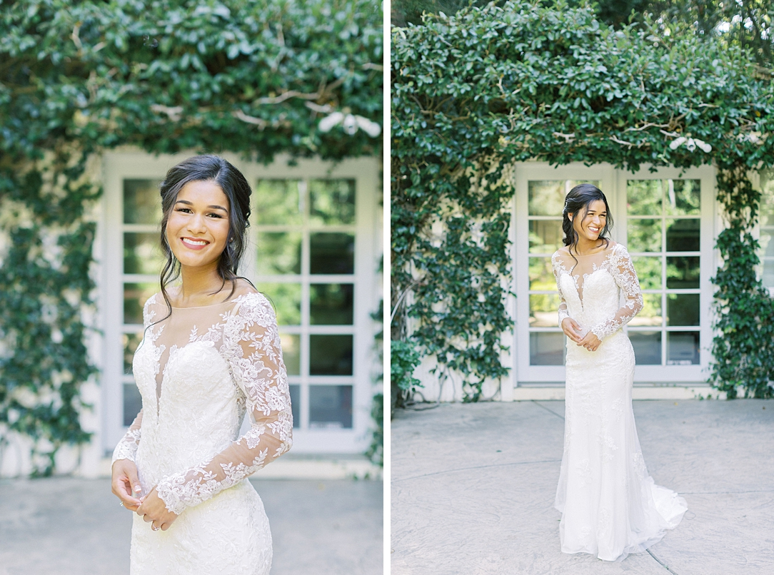 An Organic Floral Inspired Summer Wedding in the gardens of Hartley Botanica Somis by Wedding Photographer Madison Ellis (98)