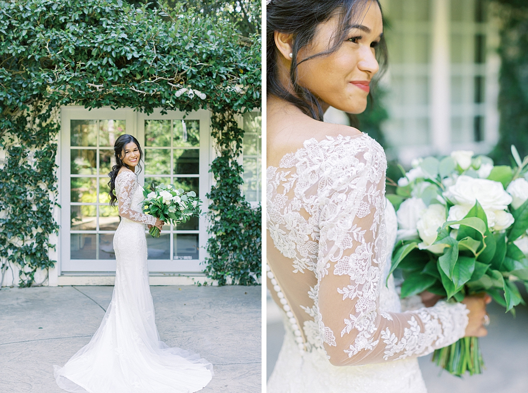An Organic Floral Inspired Summer Wedding in the gardens of Hartley Botanica Somis by Wedding Photographer Madison Ellis (97)