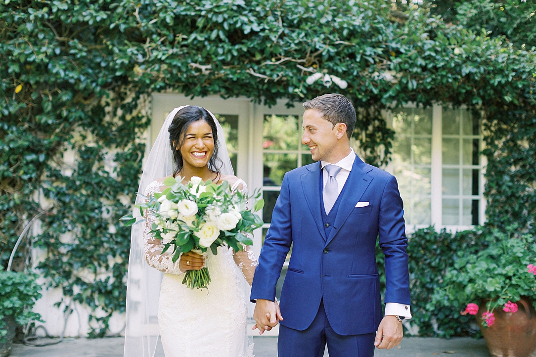 An Organic Floral Inspired Summer Wedding in the gardens of Hartley Botanica Somis by Wedding Photographer Madison Ellis (88)