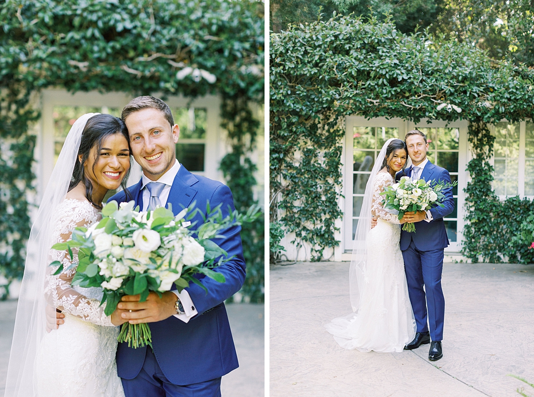 An Organic Floral Inspired Summer Wedding in the gardens of Hartley Botanica Somis by Wedding Photographer Madison Ellis (87)