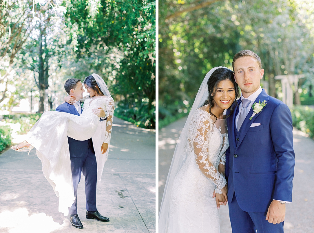 An Organic Floral Inspired Summer Wedding in the gardens of Hartley Botanica Somis by Wedding Photographer Madison Ellis (84)