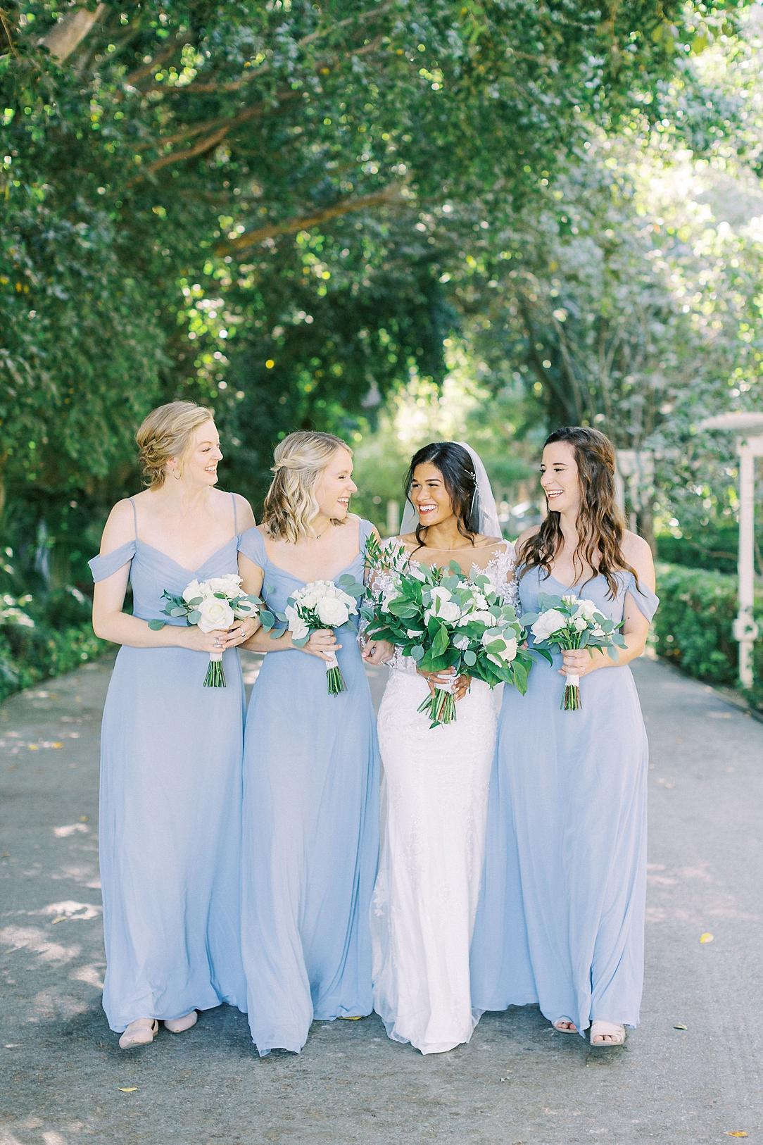 An Organic Floral Inspired Summer Wedding in the gardens of Hartley Botanica Somis by Wedding Photographer Madison Ellis (80)