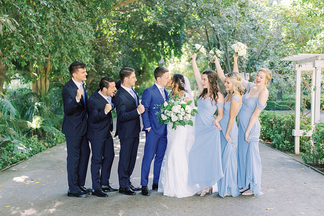 An Organic Floral Inspired Summer Wedding in the gardens of Hartley Botanica Somis by Wedding Photographer Madison Ellis (77)