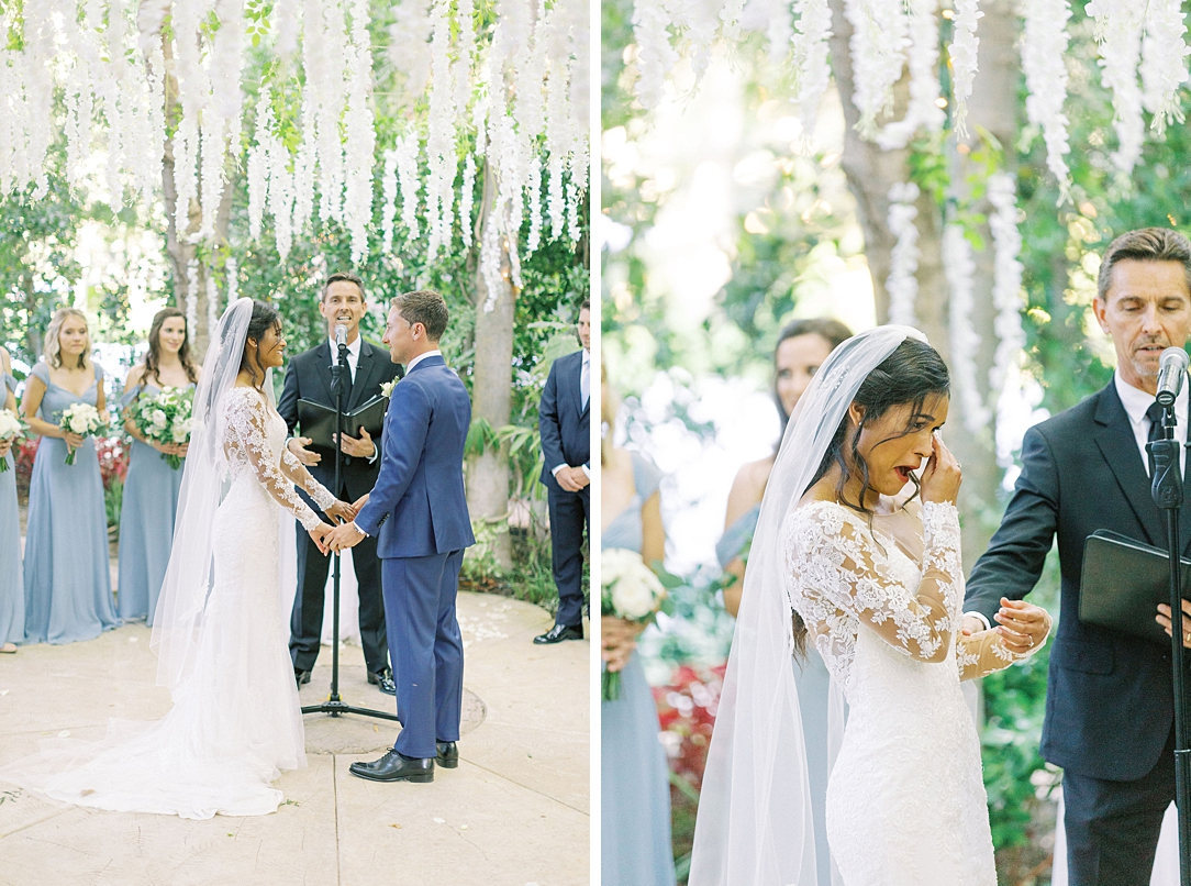 An Organic Floral Inspired Summer Wedding in the gardens of Hartley Botanica Somis by Wedding Photographer Madison Ellis (65)