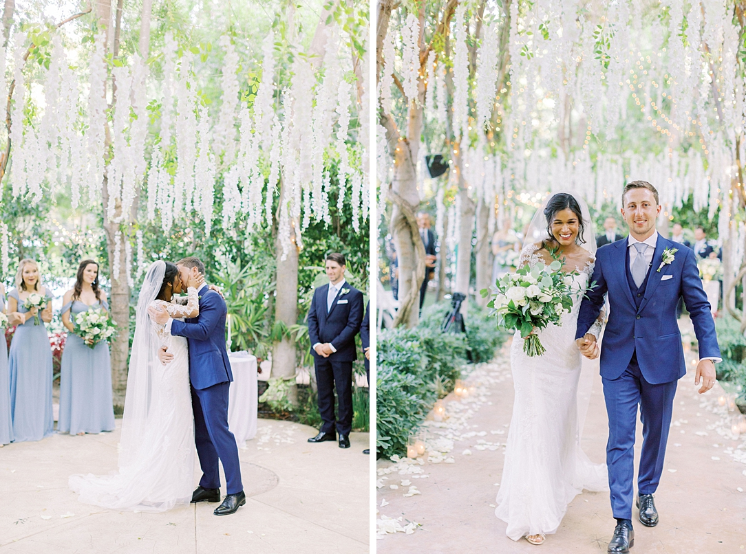 An Organic Floral Inspired Summer Wedding in the gardens of Hartley Botanica Somis by Wedding Photographer Madison Ellis (59)