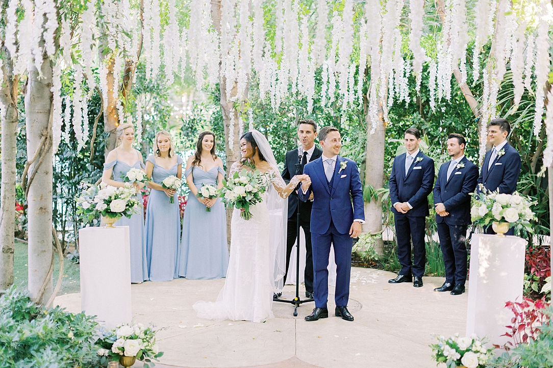 An Organic Floral Inspired Summer Wedding in the gardens of Hartley Botanica Somis by Wedding Photographer Madison Ellis (58)
