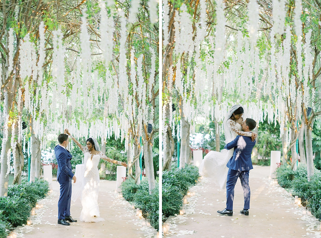 An Organic Floral Inspired Summer Wedding in the gardens of Hartley Botanica Somis by Wedding Photographer Madison Ellis (50)