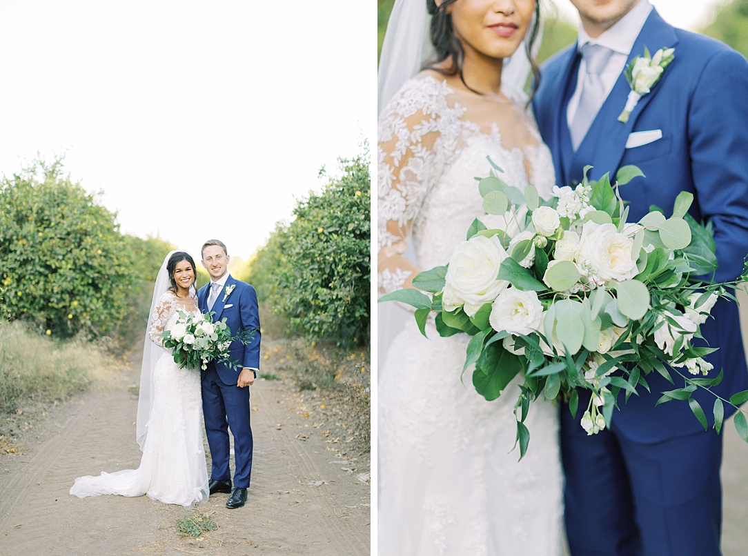 An Organic Floral Inspired Summer Wedding in the gardens of Hartley Botanica Somis by Wedding Photographer Madison Ellis (49)