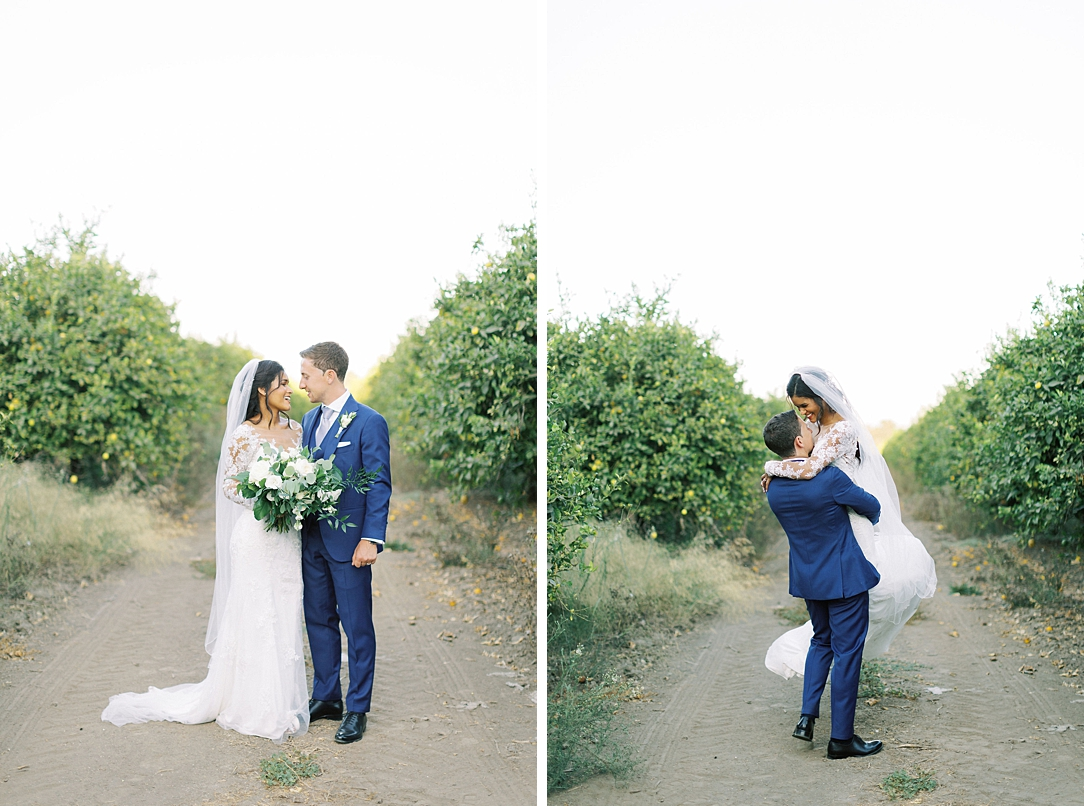 An Organic Floral Inspired Summer Wedding in the gardens of Hartley Botanica Somis by Wedding Photographer Madison Ellis (48)
