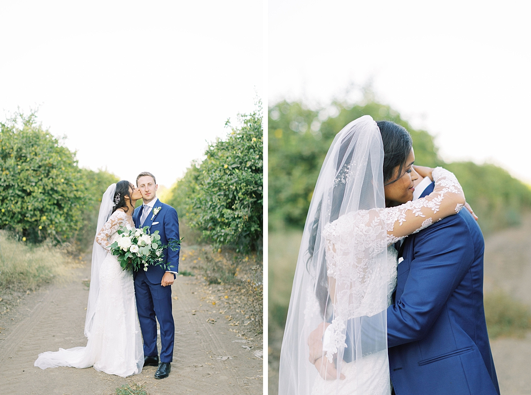 An Organic Floral Inspired Summer Wedding in the gardens of Hartley Botanica Somis by Wedding Photographer Madison Ellis (47)