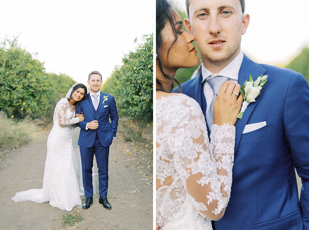 An Organic Floral Inspired Summer Wedding in the gardens of Hartley Botanica Somis by Wedding Photographer Madison Ellis (46)