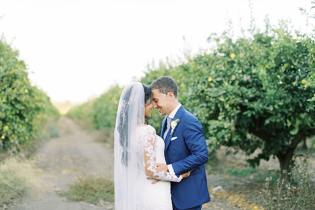 An Organic Floral Inspired Summer Wedding in the gardens of Hartley Botanica Somis by Wedding Photographer Madison Ellis (42)