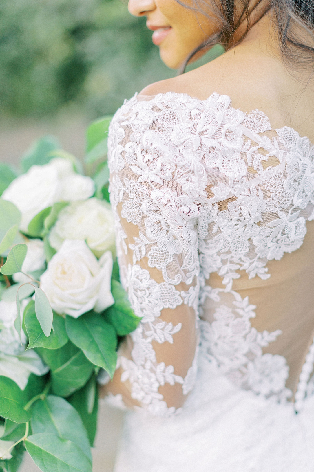 An Organic Floral Inspired Summer Wedding in the gardens of Hartley Botanica Somis by Wedding Photographer Madison Ellis (34)