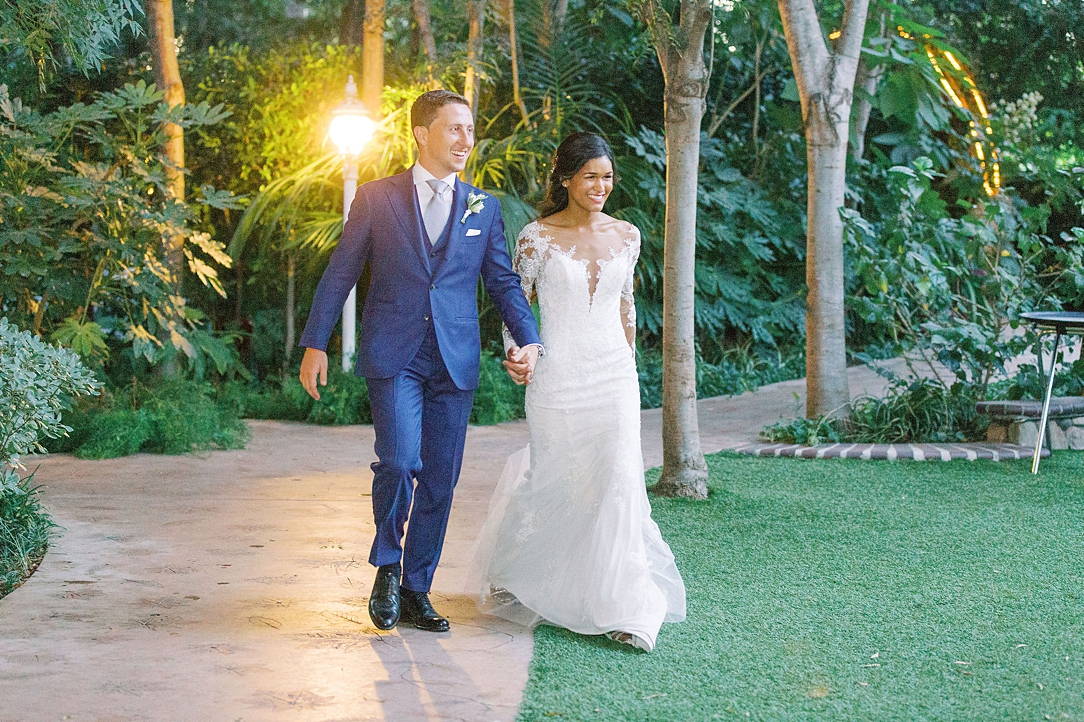 An Organic Floral Inspired Summer Wedding in the gardens of Hartley Botanica Somis by Wedding Photographer Madison Ellis (31)
